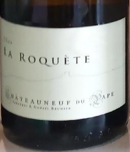 ChâteauNeuf du Pape - Clos de la Roquète